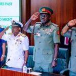 Buhari nominates Olonisakin, Buratai, Ibas, Abubakar, Usman as non-career ambassadors