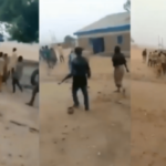 Video Of Kidnapped Kagara Students Returning Home After Regaining Freedom From Armed Bandits