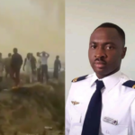 See Photo Of Co-Pilot Of The Military Aircraft That Crashed In Abuja