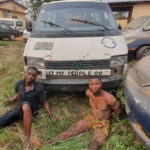 Two Armed Robbery Suspects Nabbed After Opening Fire On Police In Ogun