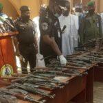 Zamfara police foil robbery, recover 14 operational motorbikes from bandits