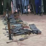 Alleged Mastermind Of Kankara Schoolboys Abduction Surrenders Rifles To Zamfara Govt