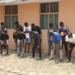EFCC Arrests 13 Suspected Internet Fraudsters In Lagos, Convicts Five