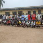 EFCC Arrests 24 Suspected Internet Fraudsters In Ogun