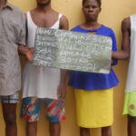 Woman And Four Others Arrested For The Murder Of Her 19-Year-Old Stepson In Akwa Ibom – (Photos)