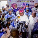 Northwest Speakers, predecessors back Tinubu to succeed Buhari