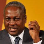 John Mahama Rejects Ghana Supreme Court Ruling