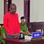 PHOTOS: Nigerian Man Sentenced To Death In Vietnam For Drug Trafficking