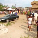 PHOTOS: How Decomposing Bodies Of Two Children Were Found In Abandoned Car In Delta