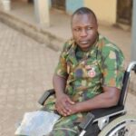 Nigerian Soldier Begs For Help After Suffering Spinal Cord Injury – Nigerians React