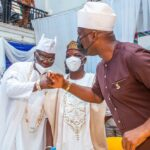 Insecurity: Gani Adams Meets Makinde
