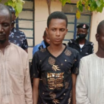 PHOTOS: Police Arrest Three Members Of A Notorious Bandit Syndicate In Katsina, Recover N3.6m Ransom