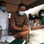 4,500 Enugu residents receive first jab of COVID-19 vaccine
