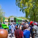 Cameroon repatriates 5,000 Nigerian refugees to Borno (photos)