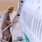 President Buhari Leaves For The UK For His Routine Medical Checkup