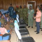 Nigerian Army Rescue 10 Persons Abducted From FAAN Staff Quarters In Kaduna