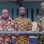 Three Railway Workers Arrested For Vandalizing Cables In Ogun
