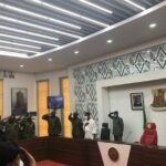 Photos: Service Chiefs Storm Ibadan: We're Working Assiduously To Address Nation's Insecurity – CDS