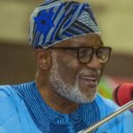 Akeredolu Directs Compulsory Recitation Of Oodua Anthem In All Schools In Ondo