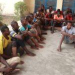 21 Suspected Criminals Arrested In Niger
