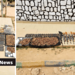 Police kill 2 bandits in Kaduna, recover 5 AK-47 rifles (photos)