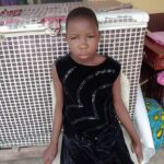 Little Girl From Adawama State Stranded After She Was Brought To Lagos By Unknown Woman