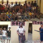 Police Arrest 56 Suspected Cult Members In Lagos (photos)