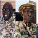 Makinde receives Service Chiefs in Ibadan