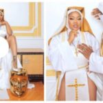 'Nigerians Are Hypocrites' – Toyin Lawani Reacts To Nun Outfit Criticism
