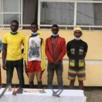 Police arrest suspected armed robbers, drug peddlers, recover exhibits (photos)