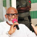 BREAKING: Ondo Governor, Akeredolu Orders Indefinite Suspension Of NURTW
