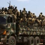 Army Storms Onitsha, Creates Many Roadblocks In Search Of #ESN