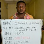 Nigerian Man Defrauds American Government $8,000, Remanded in Custody
