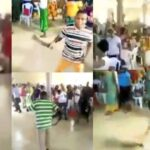Video & Photos: Church Members Praying With Different Weapons To 'Attack Principalities And Powers'
