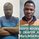 Two Nigerians Arrested In India With Drugs Worth Over N34M (photos)