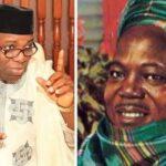 2023 presidency: North has not forgiven Igbos for killing Sardauna of Sokoto – Doyin Okupe