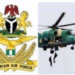 NAF Appoints, Redeploys 32 Senior Officers