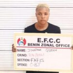 See the Queen of Internet Scams Arrested by EFCC