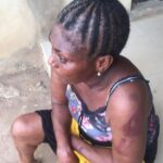 Police Officer Allegedly Brutalizes 58-year-old Woman (Photos)