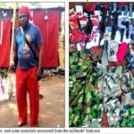 PHOTOS: How hooded gunmen killed eight in attack on Uzodinma's home