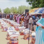 Gombe Government Distributes Food Items To Vulnerable Families