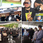 Photos From The Funeral Service Of Afenifere Spokesperson, Yinka Odumakin