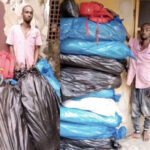 Wanted Abia Major Drug Supplier Arrested With 100kg Cocaine, Cannabis (photos)