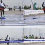 Kenya's Emmanuel Naibei Wins Lagos Marathon (Photos)