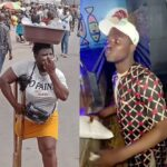 Photos & Video: Man Proposes To The One-Legged Hawker Who Was Supported With Over N14 Million