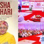 Dangote, Tinubu, Rabiu, Others Donates Over N216 Million At Aisha Buhari's Book Launch (photos)