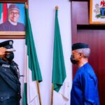 Osinbajo To New IGP: Rebuild Broken Bridges Of Trust With Nigerians
