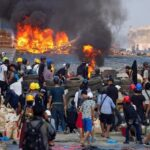 Myanmar Death Toll Hits 550 As Online Crackdown Tightens