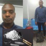 PHOTOS: Spain-Bound Drug Trafficker Excretes 113 Wraps Of Cocaine Worth N423m At Lagos Airport