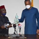 Nigeria Recovers Stolen Artifact Intercepted In Mexico (PHOTOS)